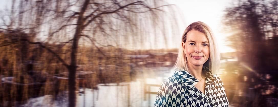 Karina Nipperus portret