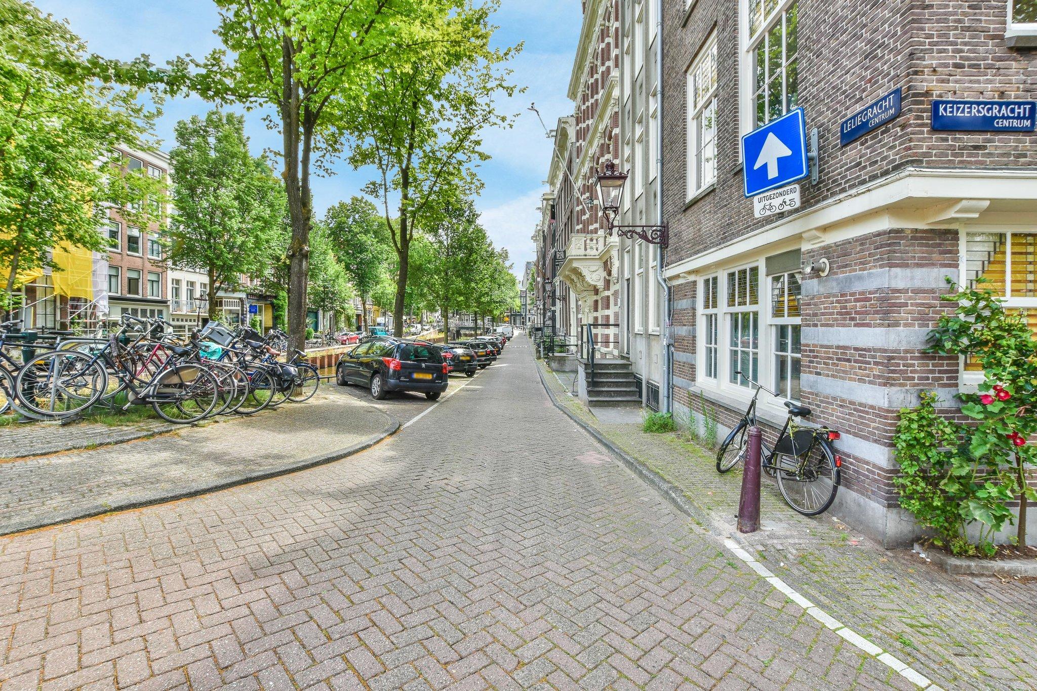 Amsterdam – Keizersgracht 159 – Foto