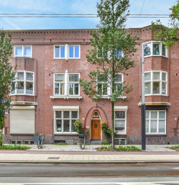 Amsterdam – De Lairessestraat 101