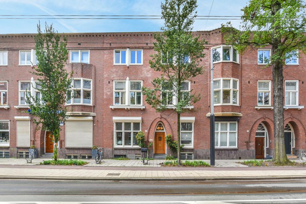 Amsterdam – De Lairessestraat 101 – Hoofdfoto