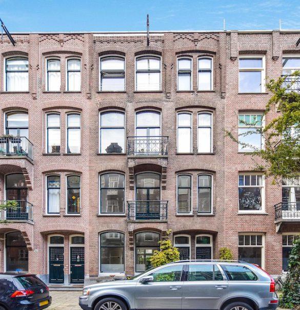 Amsterdam – Valeriusstraat 140huis