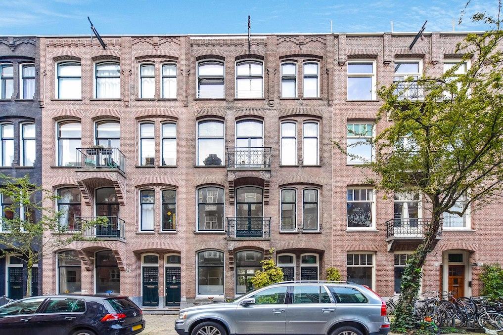 Amsterdam – Valeriusstraat 140huis – Hoofdfoto