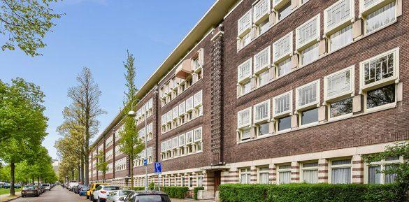 Amsterdam – Minervalaan 57I