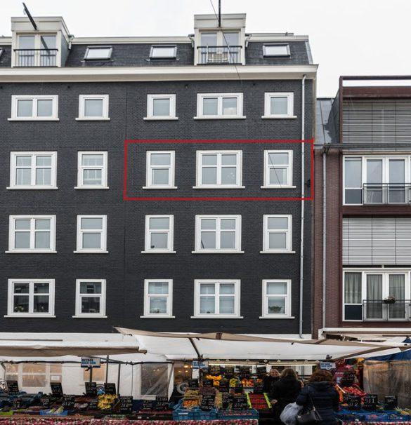 Amsterdam – Albert Cuypstraat 103-3