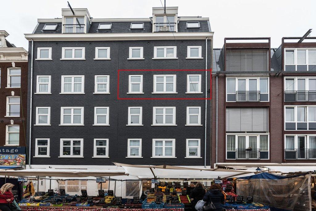 Amsterdam – Albert Cuypstraat 103-3 – Hoofdfoto