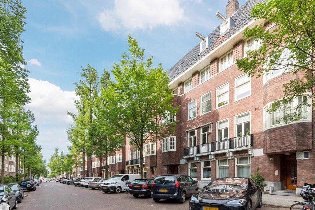 Amsterdam – Michelangelostraat 49-2 – Hoofdfoto