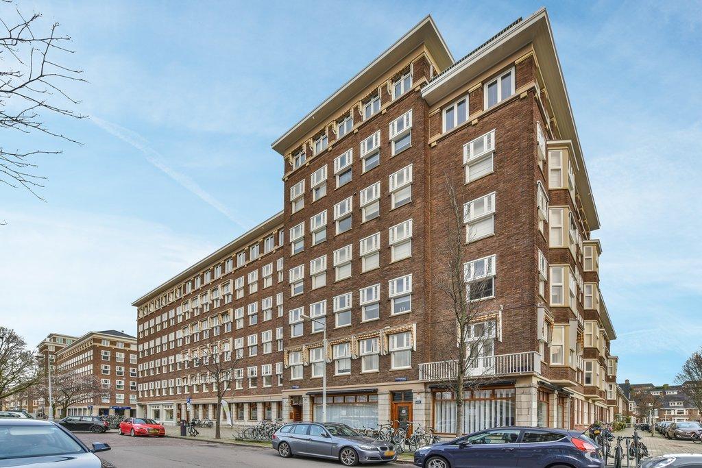 Amsterdam – Minervaplein 27I – Hoofdfoto