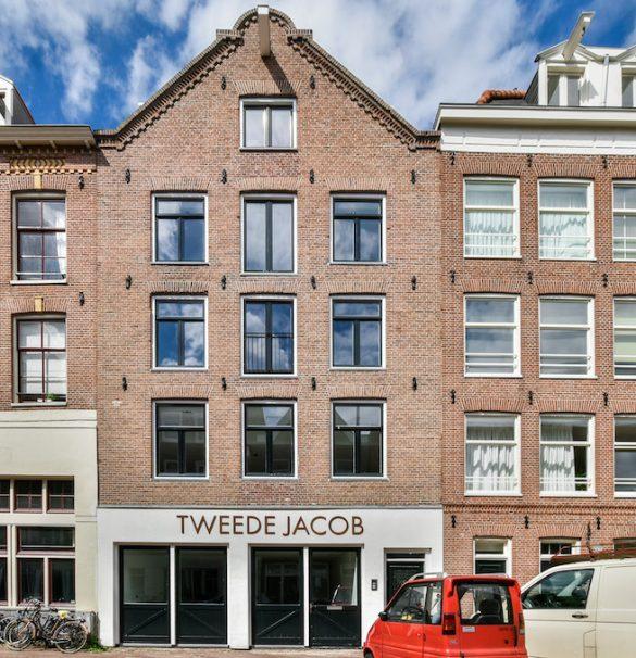 Amsterdam – Tweede Jacob van Campenstraat 127II