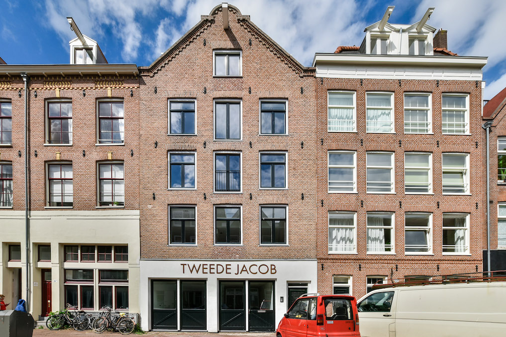 Amsterdam – Tweede Jacob van Campenstraat 127II – Hoofdfoto