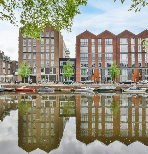 Amsterdam – Bilderdijkkade 56B