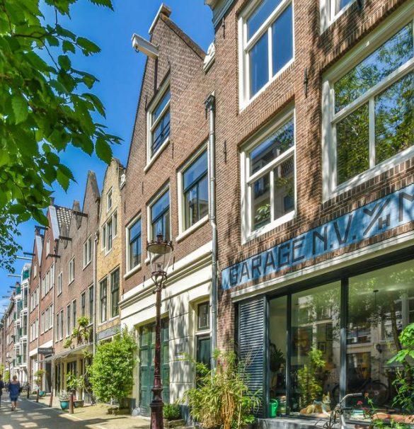Amsterdam – Utrechtsedwarsstraat 147