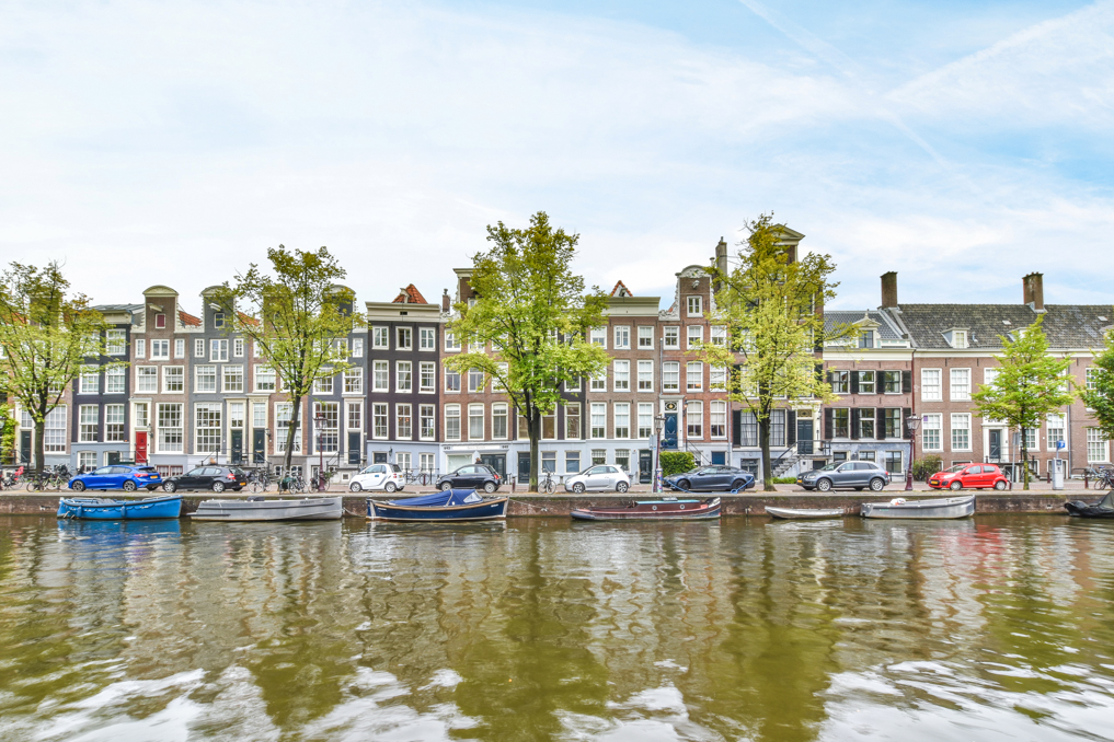 Amsterdam – Prinsengracht 843+ 845 – Hoofdfoto