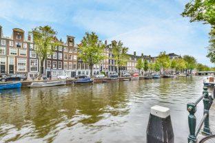 Amsterdam – Prinsengracht 843+ 845 – Foto