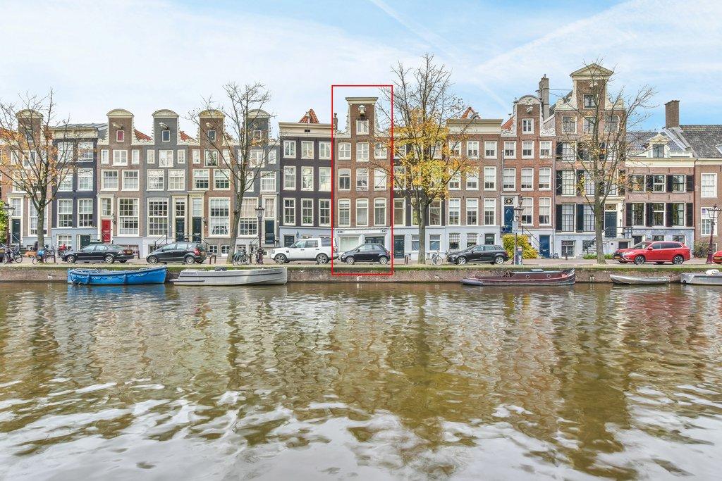 Amsterdam – Prinsengracht 845 – Hoofdfoto
