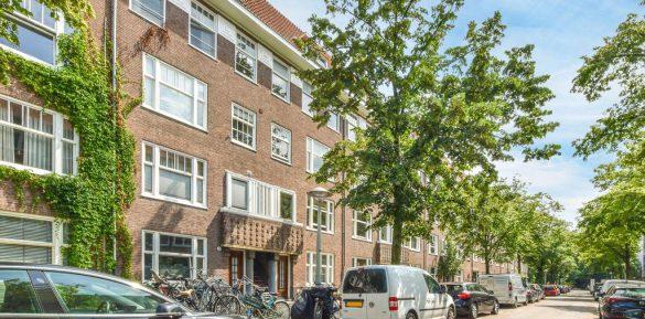 Amsterdam – Sassenheimstraat 26-4