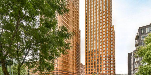 Amsterdam – Gustav Mahlerplein 245