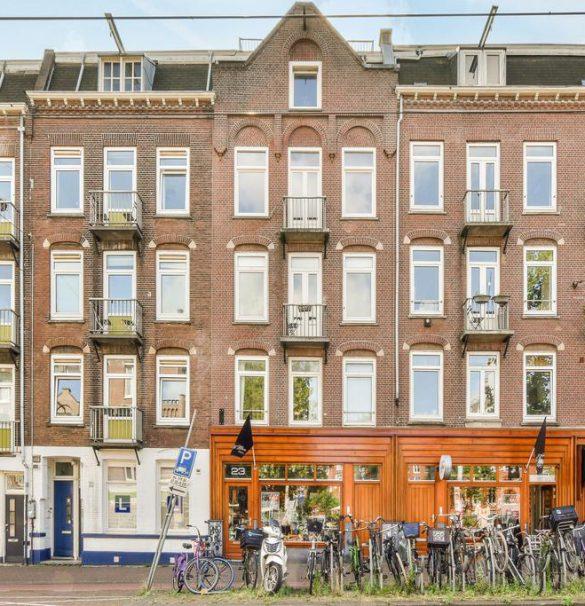 Amsterdam – De Clercqstraat 23-2