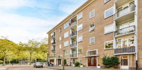 Amsterdam – Catharina van Rennesstraat 3-1